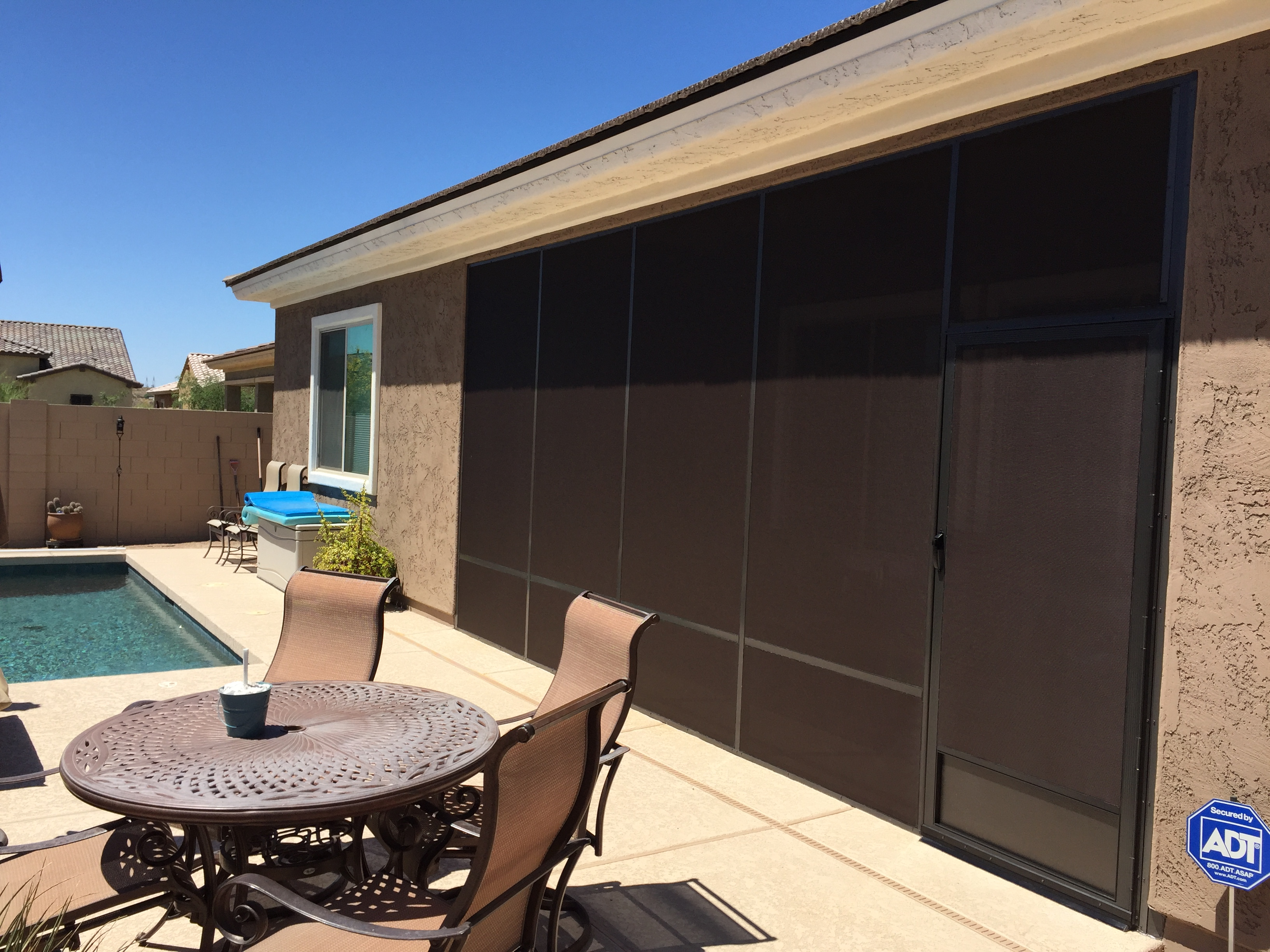Screened Patio Enclosure Peoria, AZ