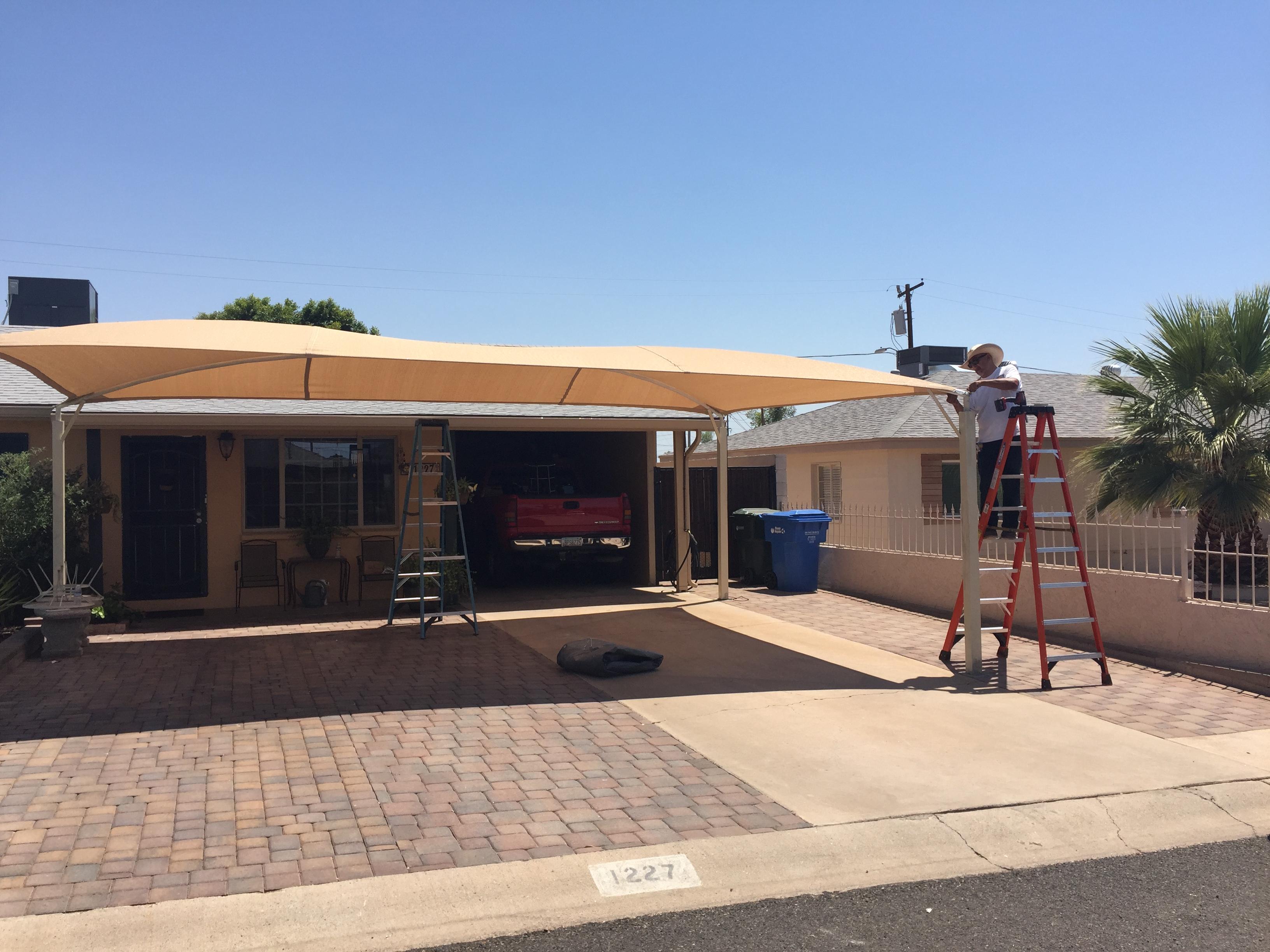 Phoenix, Solarshades