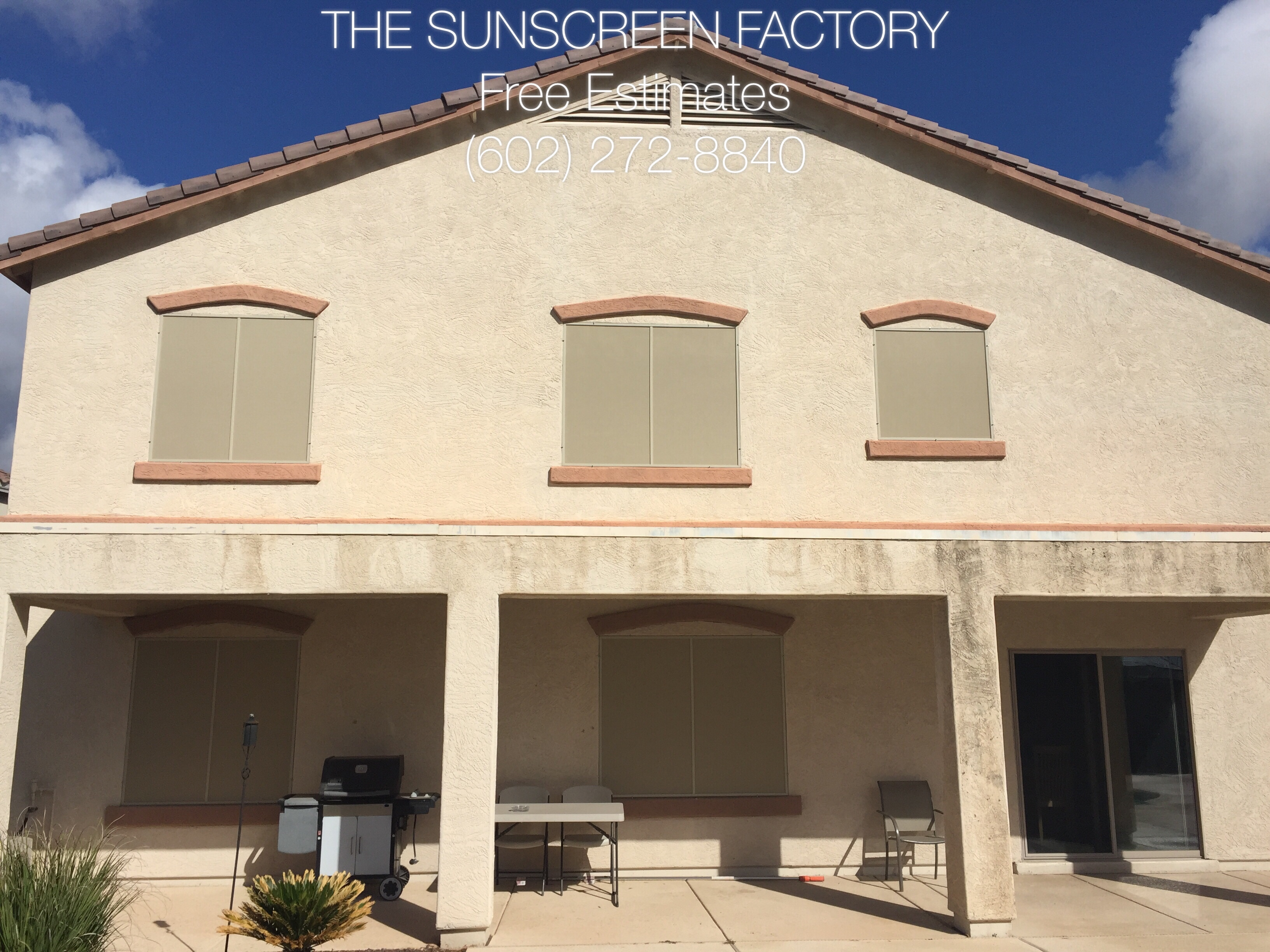 WINDOW SUNSCREENS BUCKEYE, AZ