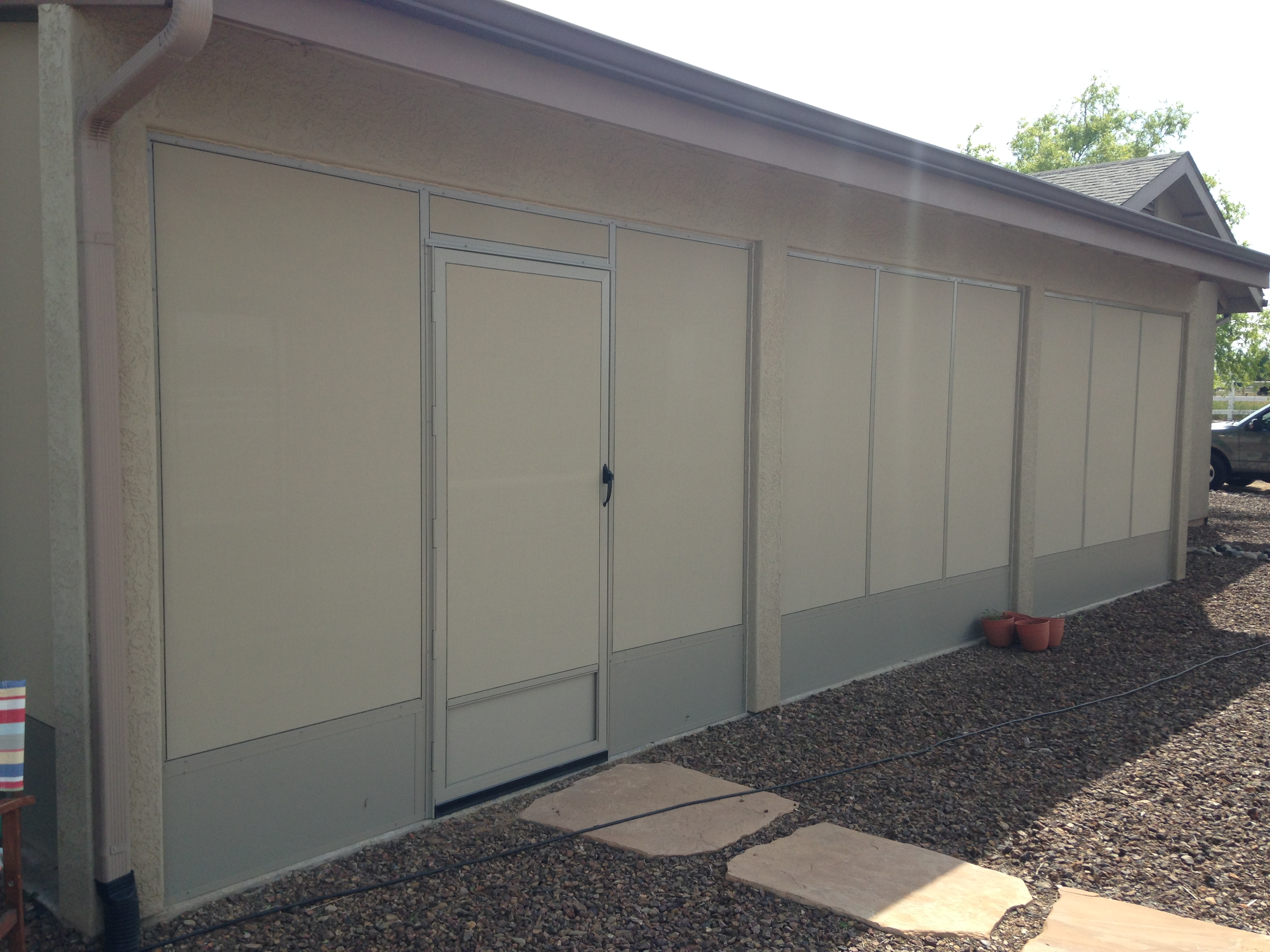 Screen Enclosures in Queen Creek, Arizona