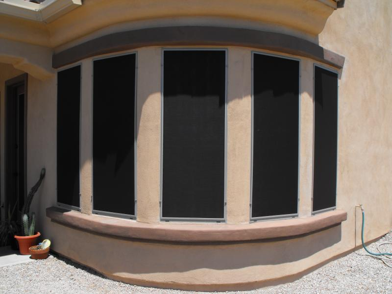 WINDOW SUNSCREENS GLENDALE ARIZONA