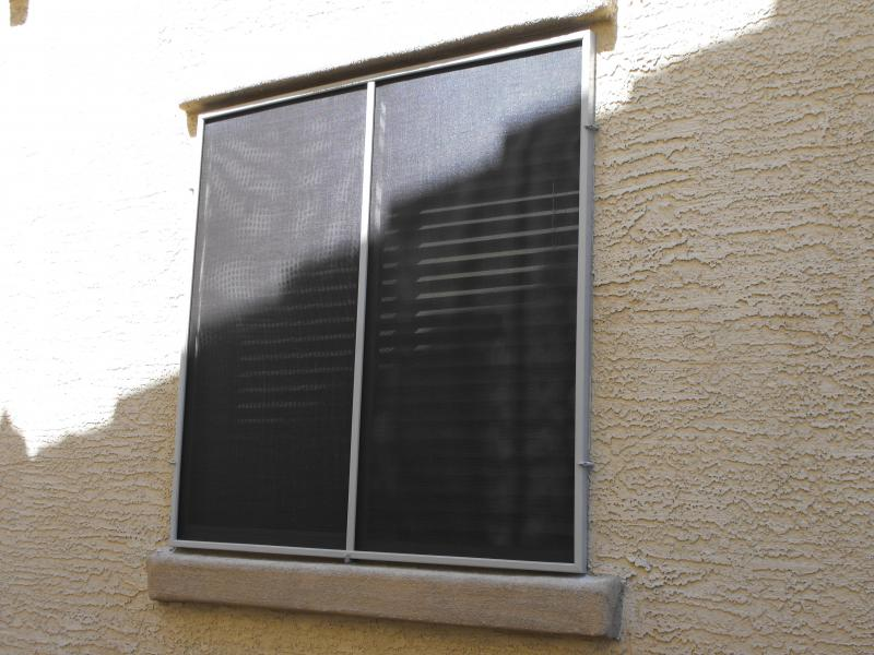 WINDOW SUNSCREENS SCOTTSDALE ARIZONA