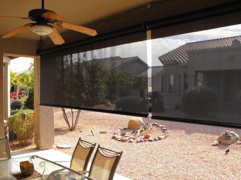 Emejing Exterior Sun Shades For Patios Gallery - Interior Home ...