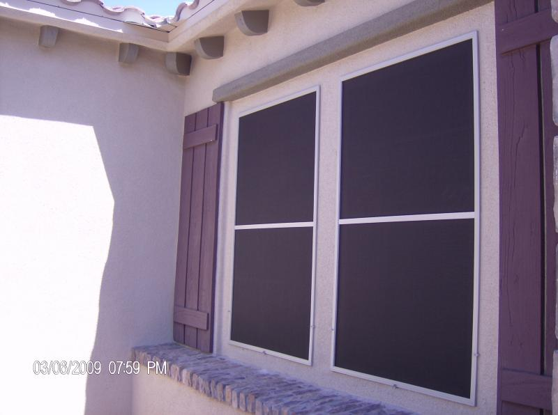 WINDOW SUNSCREENS MOON VALLEY ARIZONA