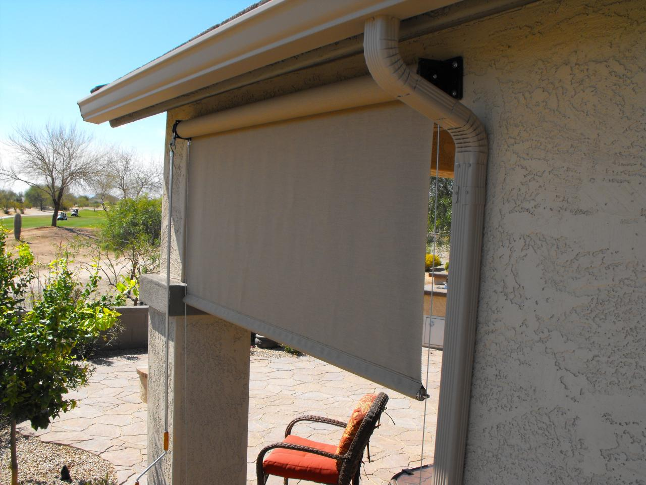 Roll down blinds for patio images - Blind patio goedkope ...